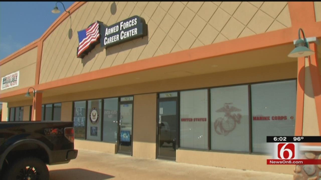 Tulsa Military Recruiting Centers Open For Business Following Fatal Attacks