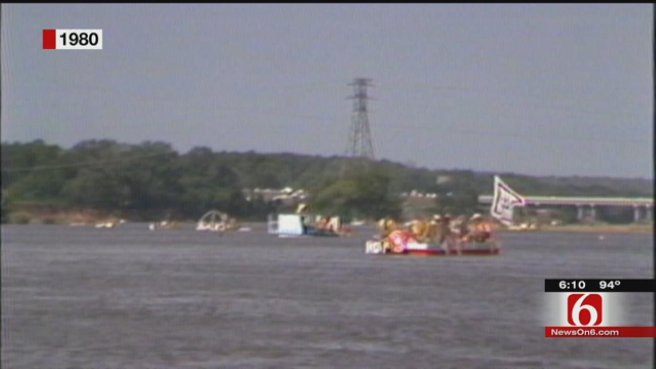 Tulsa's 'Great Raft Race' Is Coming Back