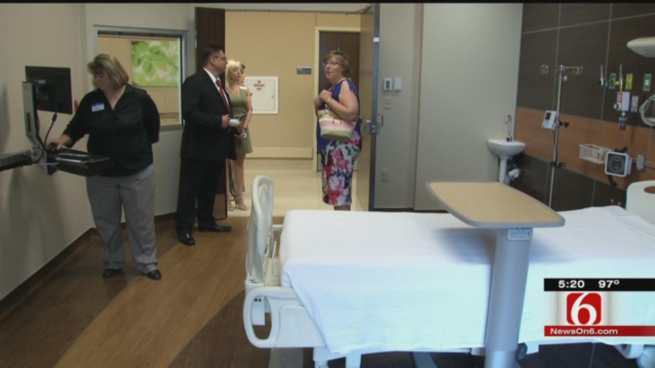 New Medical Center Bringing Care, Jobs To Jenks