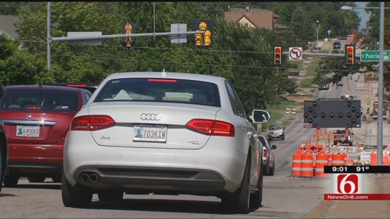 Riverside Drive Closure Prompts More Traffic In Neighborhoods