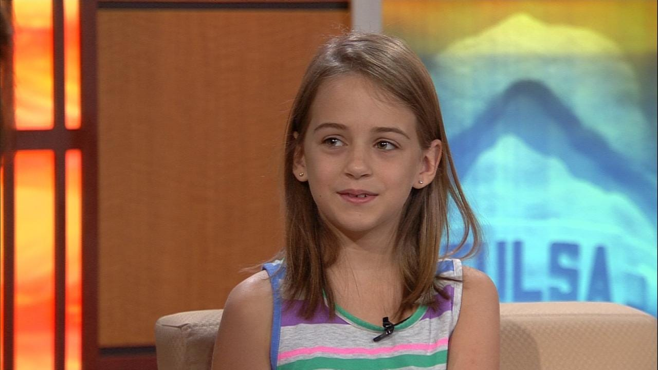 Broken Arrow Girl Talks About White House Visit On 6 In The Morning