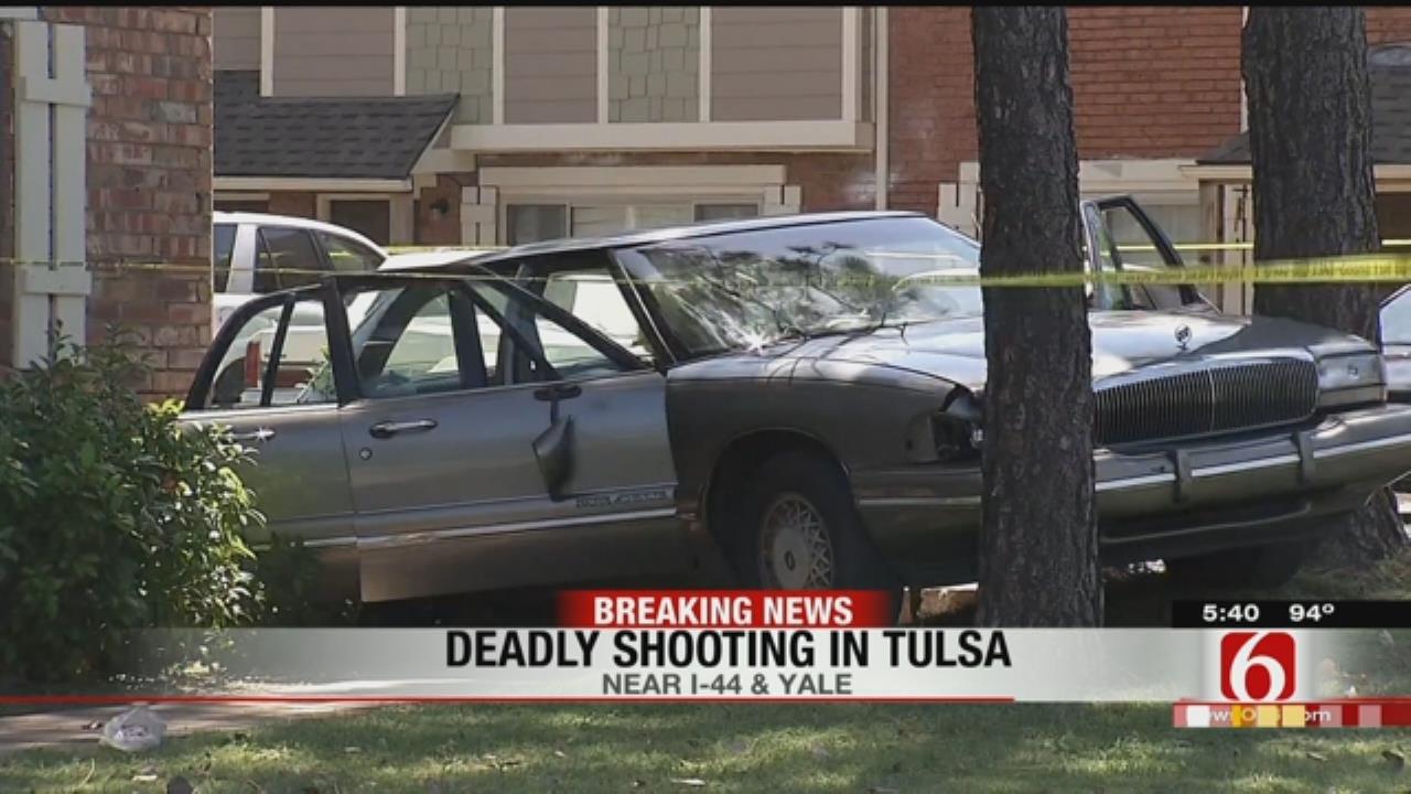 Man Dies After Shooting At Midtown Tulsa Apartment Complex