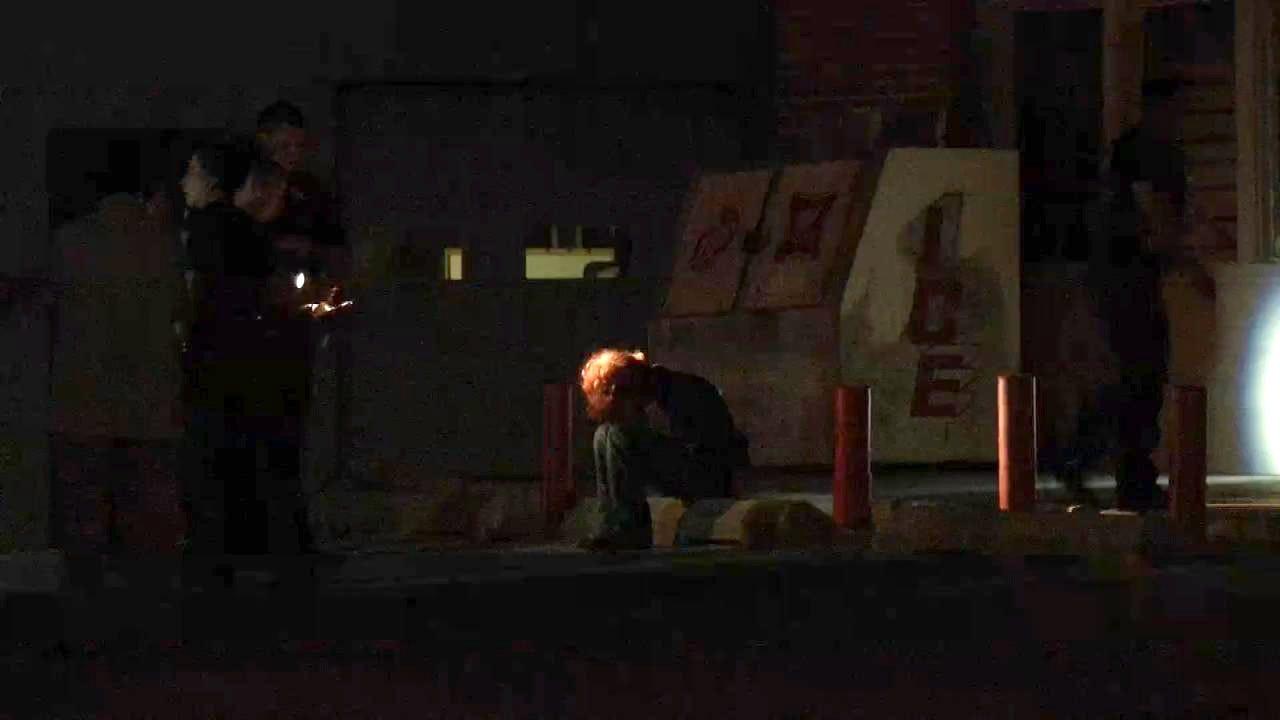 WEB EXTRA: Teenage Burglar Caught Hiding In Ceiling, Tulsa Police Say