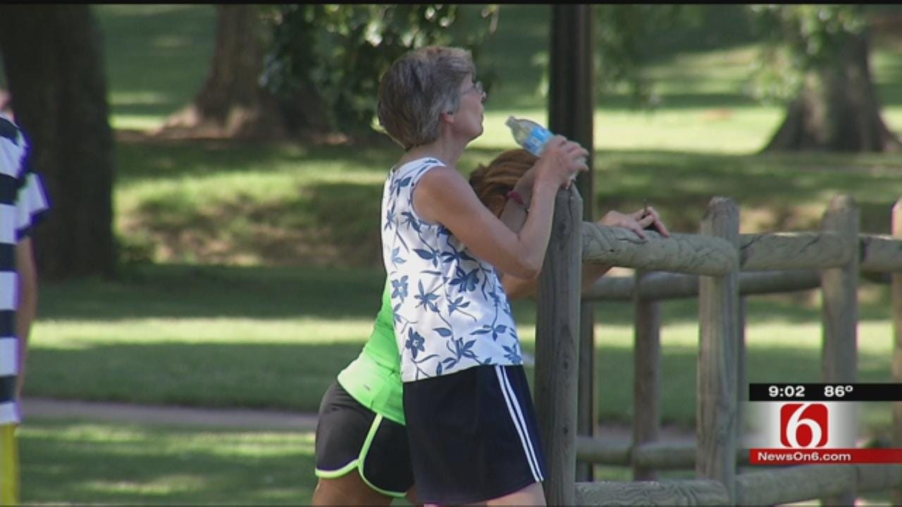 Tulsans Cool Off As Summer Heat Begins To Hit
