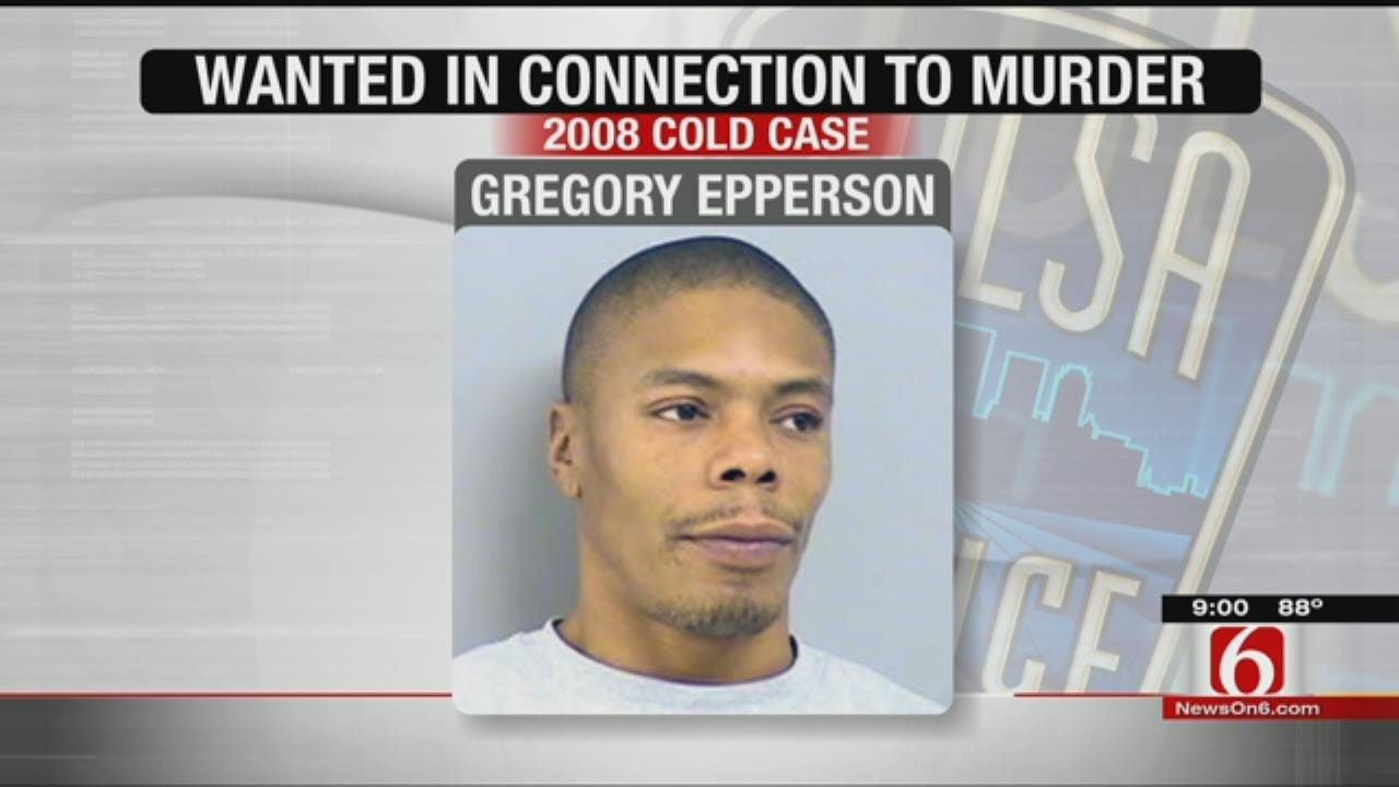 Murder Charges Filed In Tulsa Cold Case; Detectives Search For Suspect