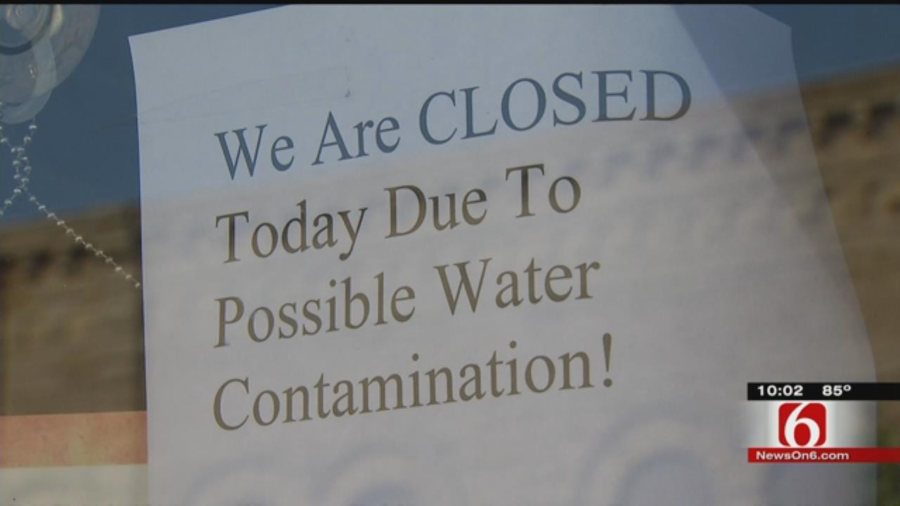 Boil Advisory Remains In Effect For McAlester