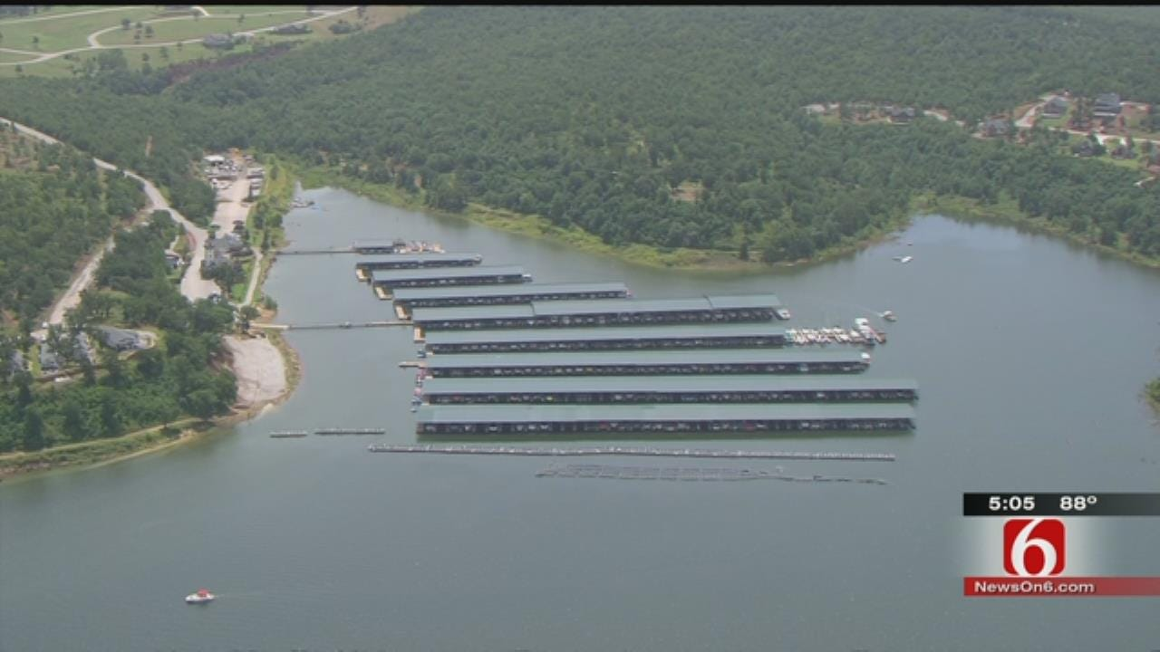 For First Time In Five Years, Skiatook Lake Level Hits Normal Level