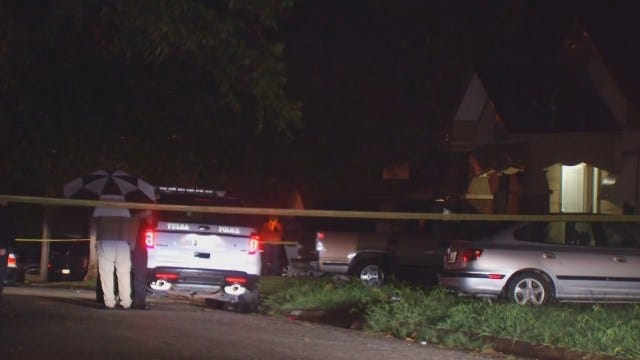 WEB EXTRA: Video From Shooting Scene On East Latimer Court