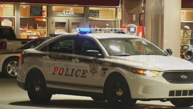 WEB EXTRA: Video From Scene Of Altercation, Stabbing Incident