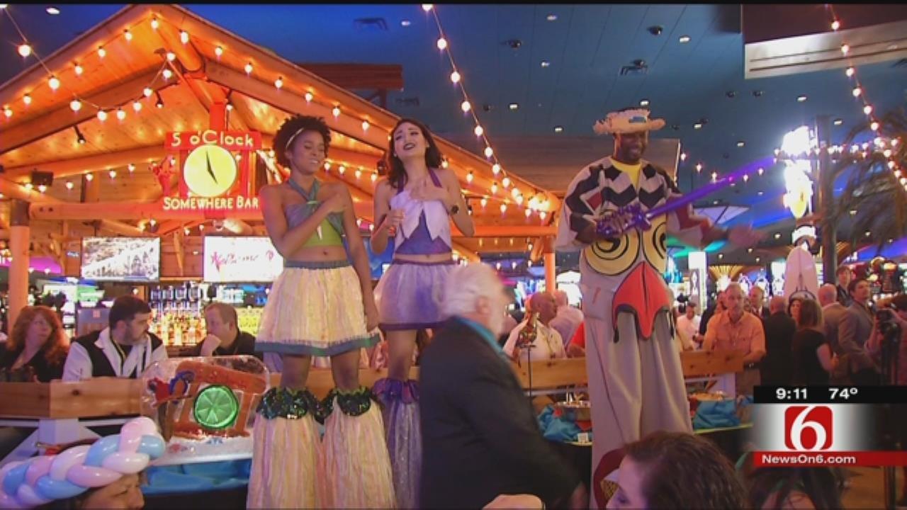 First Part Of Margaritaville Venue Opens At River Spirit Casino