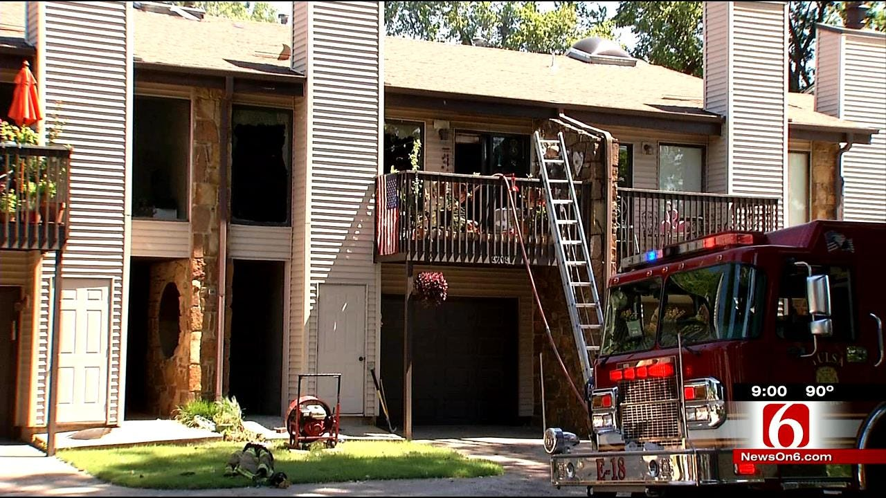 1 Dead In Brookside Apartment Fire