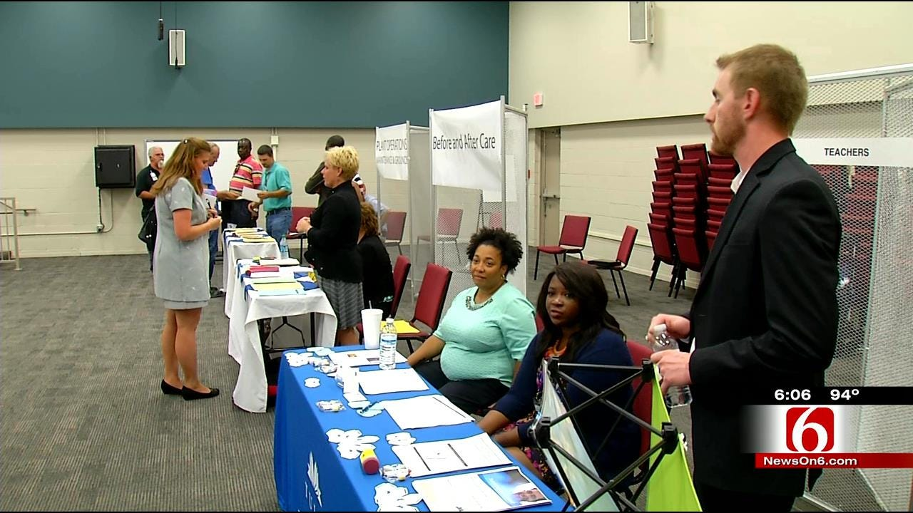 TPS To Fill 200 Job Openings