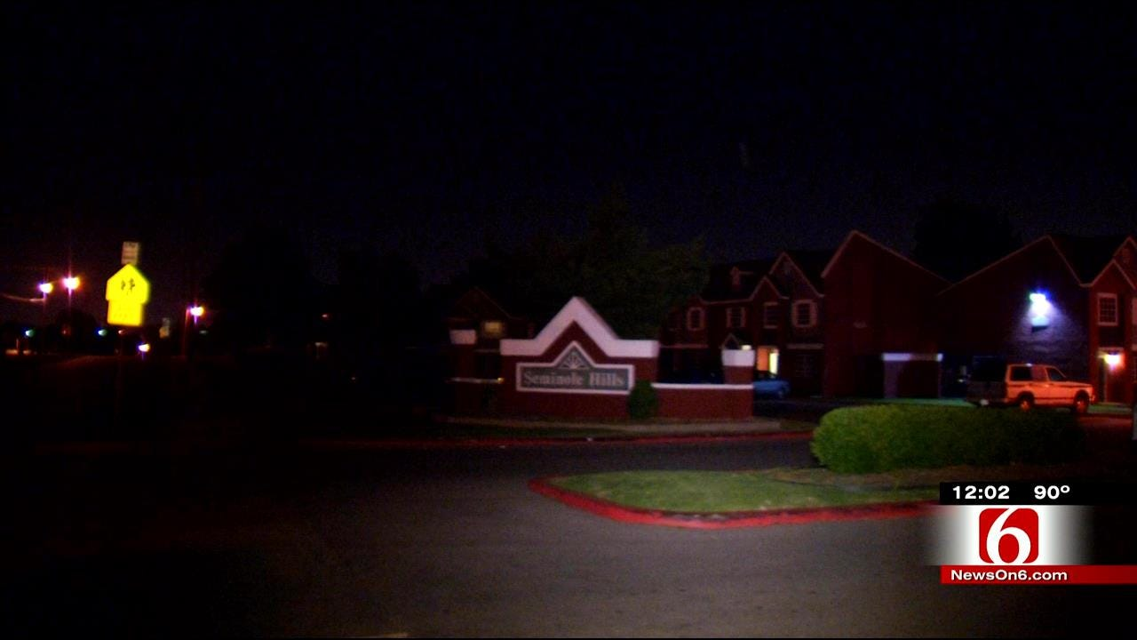 Man Survives Shooting At Tulsa Apartment Complex