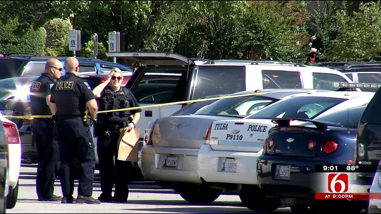 Man Found Shot In Woodland Hills Mall Parking Lot