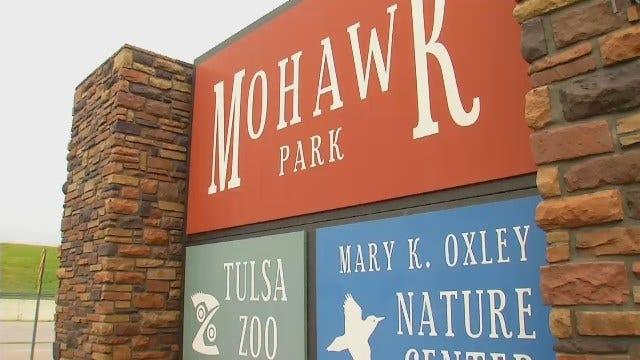WEB EXTRA: Tulsa's Mohawk Park And Tulsa Zoo Closed