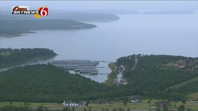 Osage SkyNews 6 HD Over Skiatook Lake