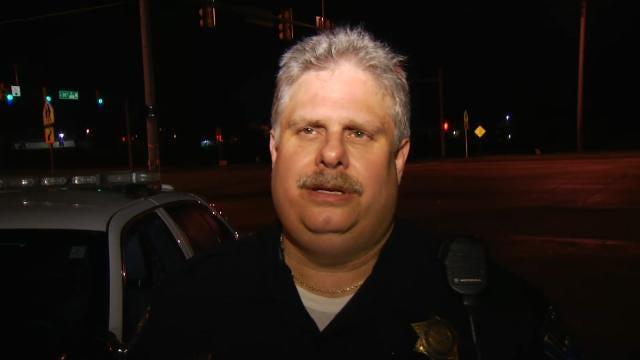 WEB EXTRA: Tulsa Police Cpl. Dan Miller Talks About Homicide