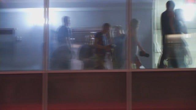 WEB EXTRA: Video From Scene Of Tulsa Elevator Rescue