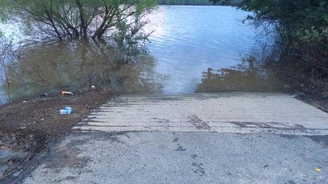 WEB EXTRA: Video Of The Onapa Boat Ramp On Lake Eufaula