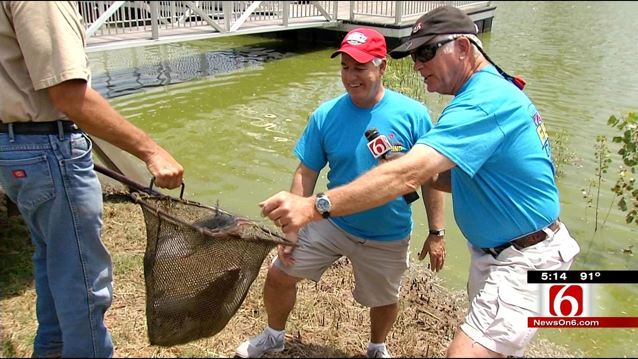 Dick Faurot Previews Free Fishing Weekend