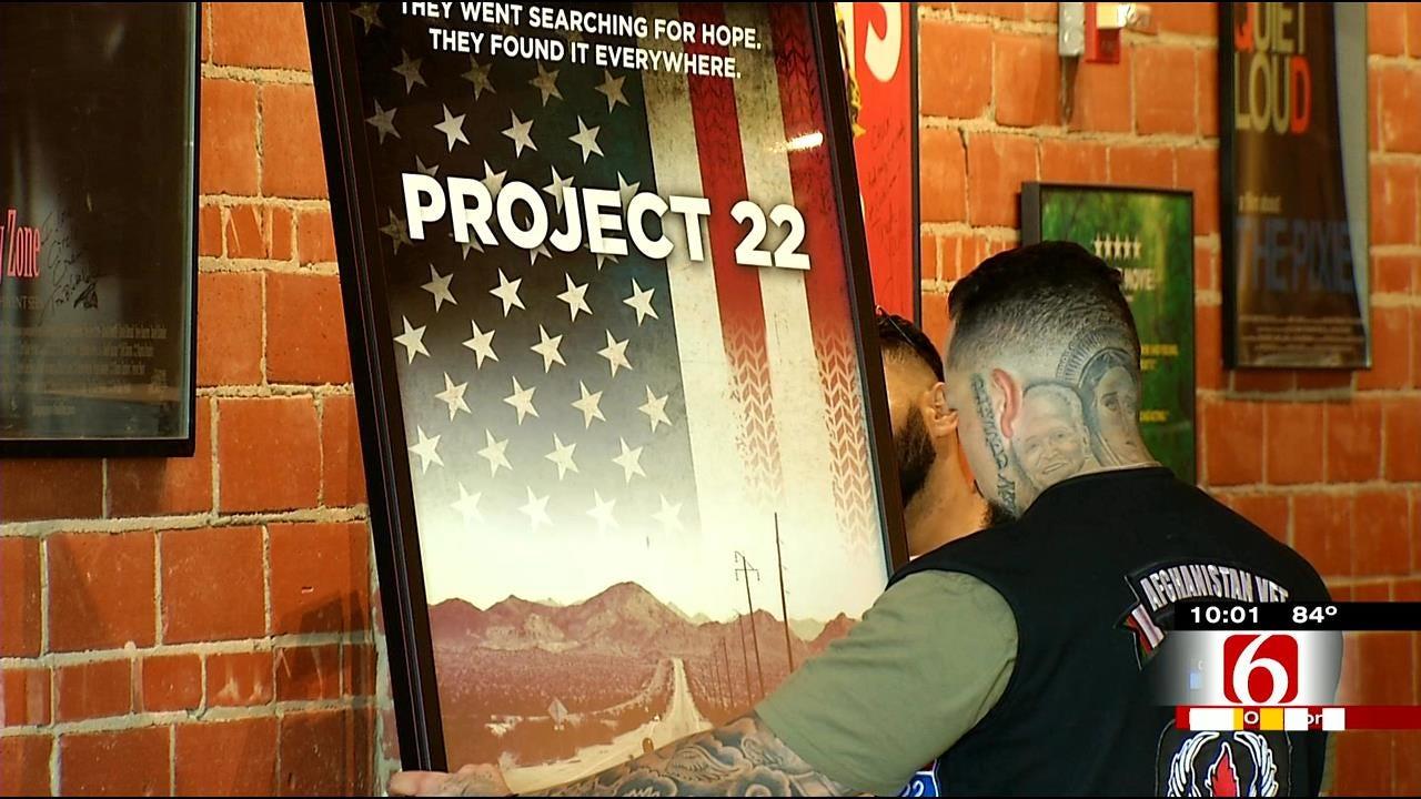 Film Aiming To Help Veterans Debuts At Tulsa's Circle Cinema