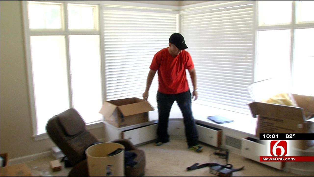 Thieves Break Into Midtown Home Twice
