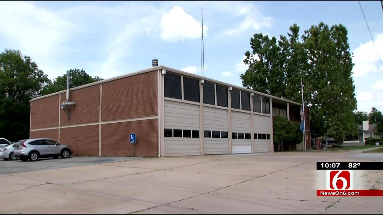 Mold Shuts Down Broken Arrow Fire Station