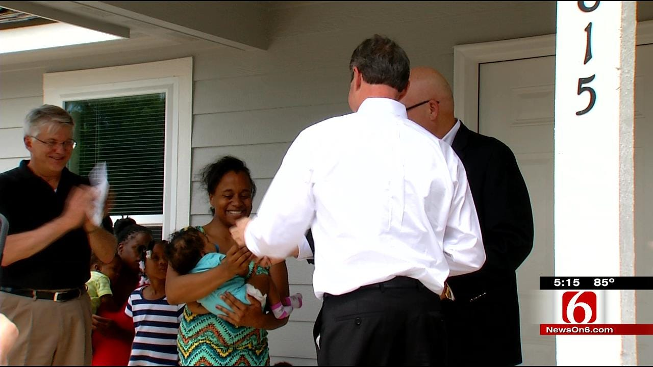 Habitat For Humanity Turns Old Church Site Into Homes For Needy Tulsans