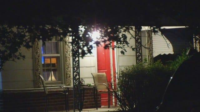 WEB EXTRA: Three Children Home When Tulsa Shots Fired