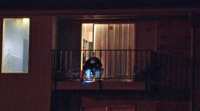 WEB EXTRA: Woman Wounded In Fairmont Terrace Balcony Shooting
