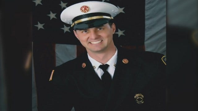 Claremore Firefighter Hailed A Hero