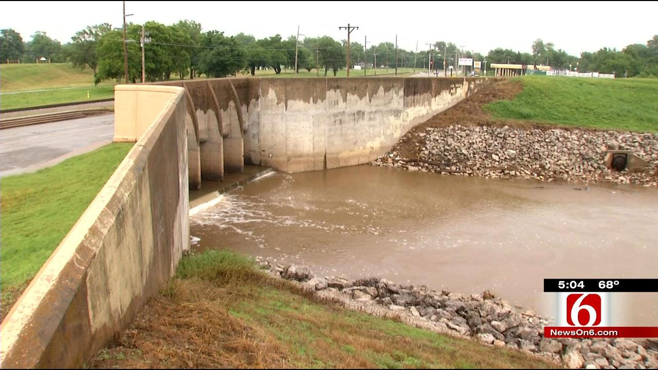Oklahoma Leaders Petition For Funds To Repair Levees