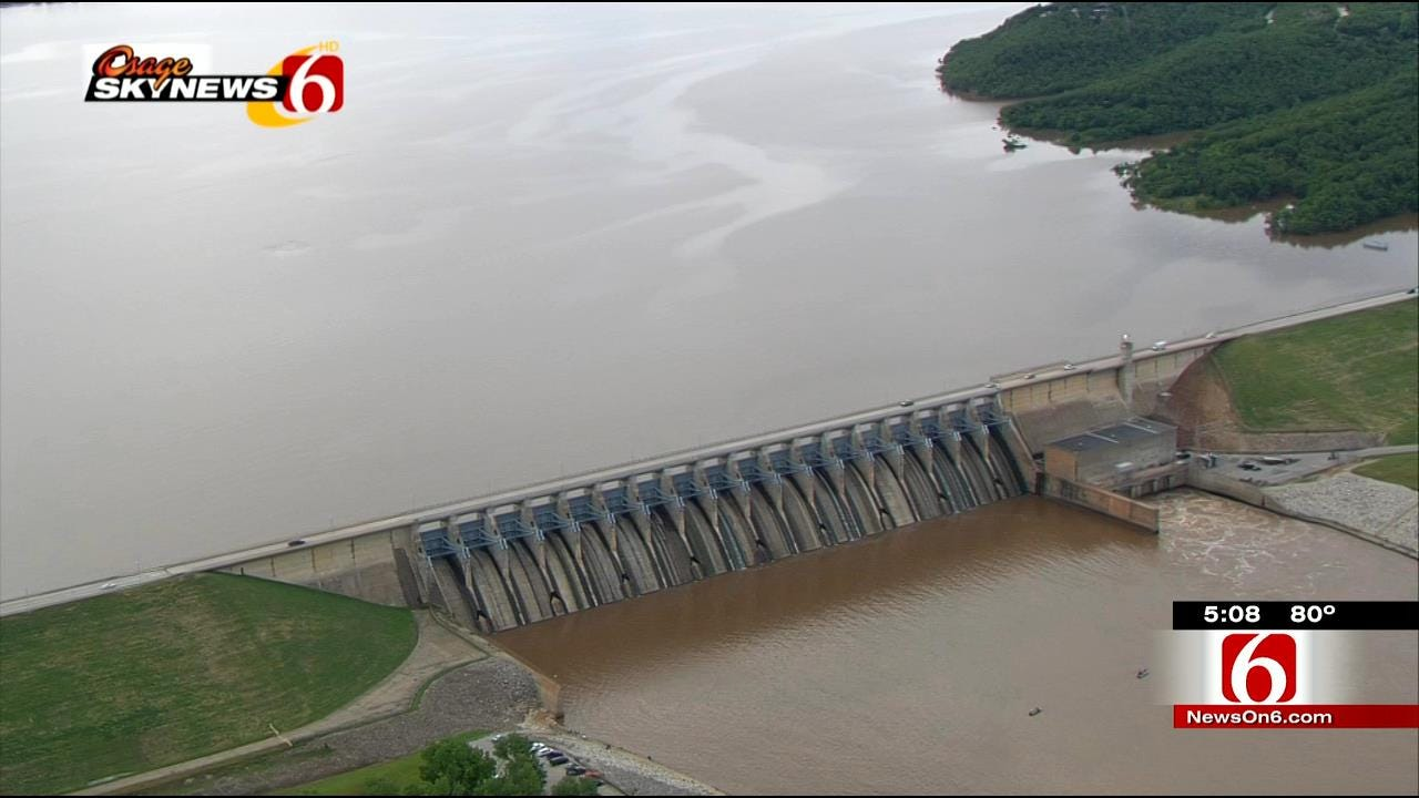 Oklahoma's Dams Built To Prevent Even Worse Flooding