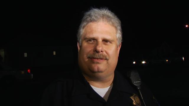 WEB EXTRA: Tulsa Police Cpl. Dan Miller Talks About Stabbing