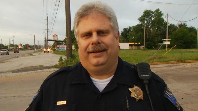 WEB EXTRA: Tulsa Police Cpl. Dan Miller Talks About Incident