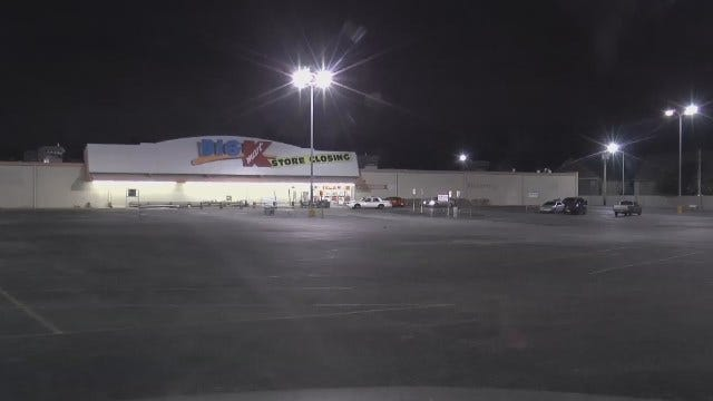 WEB EXTRA: Video From Scene Of Kmart Store Burglary on South Harvard