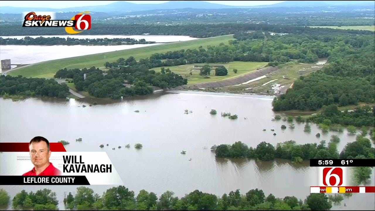 Choctaw Nation Healthcare Center ER Closed Due To Flooding