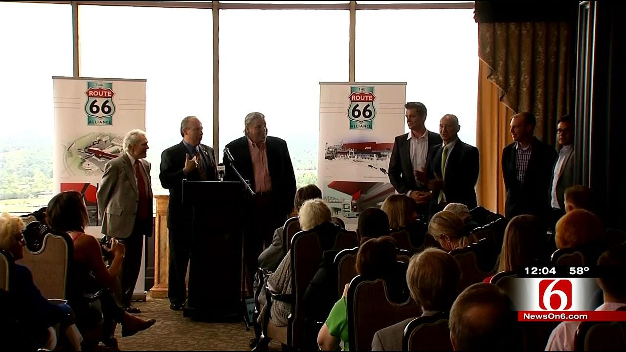 Route 66 Museum Planned For Downtown Tulsa