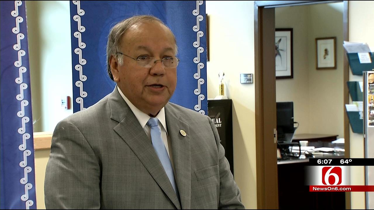 Petition To Remove Muscogee Chief Comes Up Short