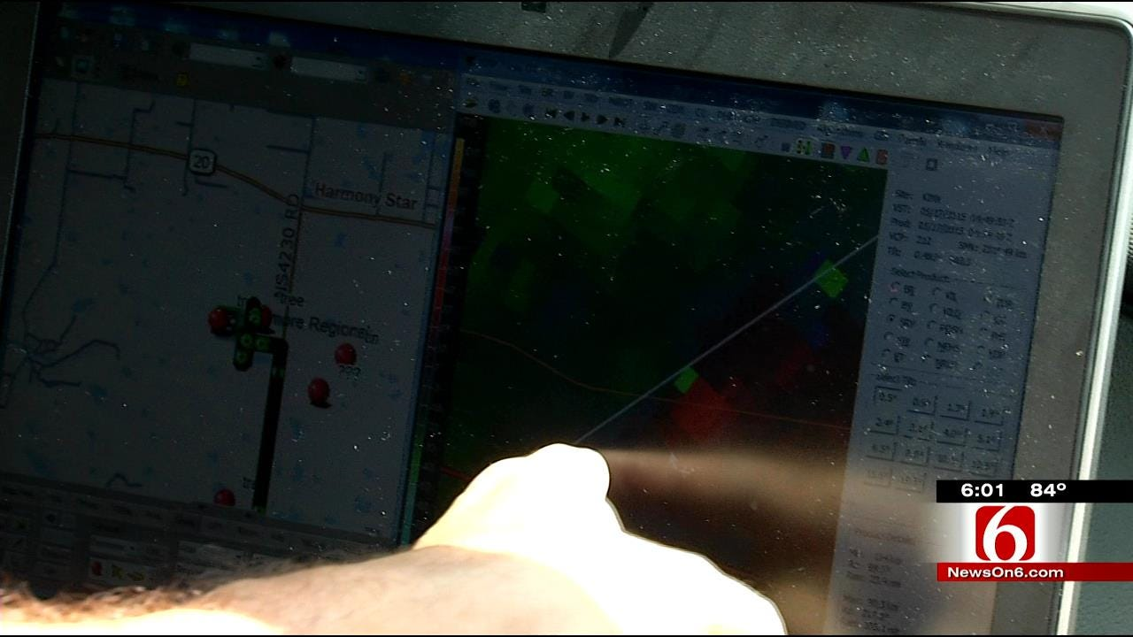 Damage Path Helps Oklahoma Meteorologists Prepare For Future Storms