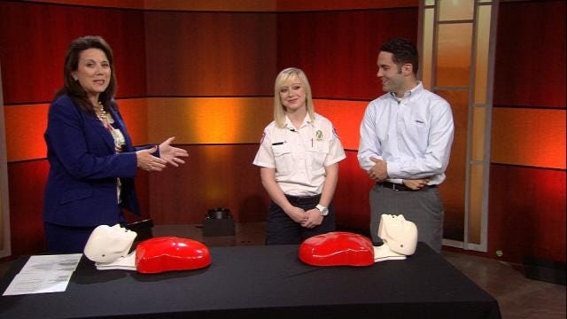 EMSA To Hold Free CPR Course Wednesday