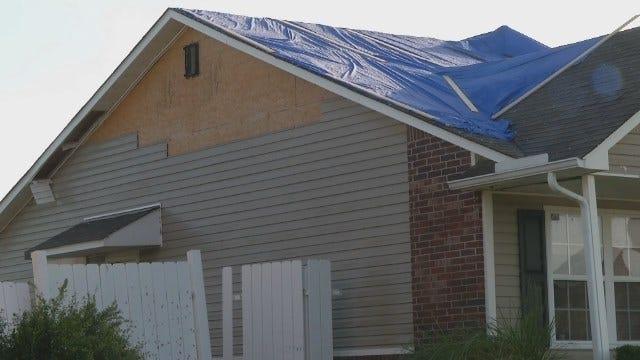 Broken Arrow Family Reeling From Tornado Touch Down