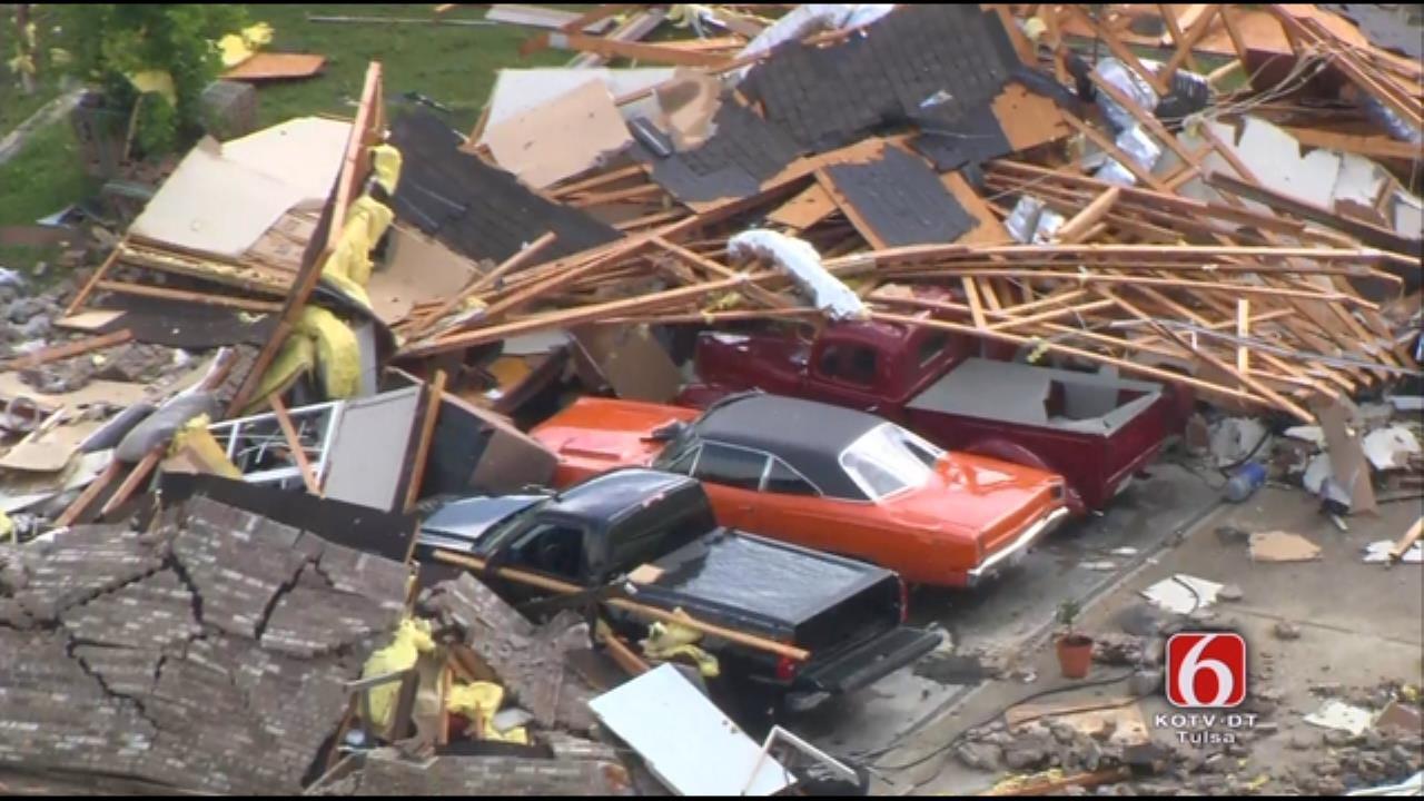 Osage SkyNews 6 HD: Inola Storm Damage
