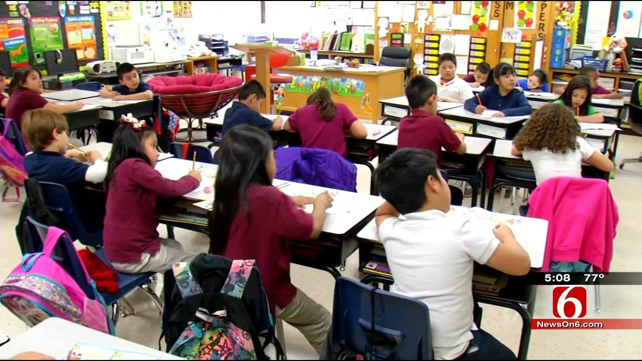 OK Third-Grade Reading Test Results Show 85 Percent Pass To Next Grade