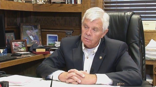WEB EXTRA: Tulsa County Sheriff Talks To News On 6