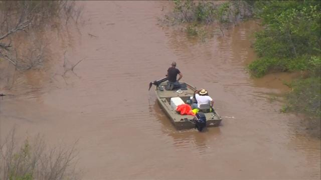 Osage SkyNews 6: Fishermen Take Advantage Of Deep Waters