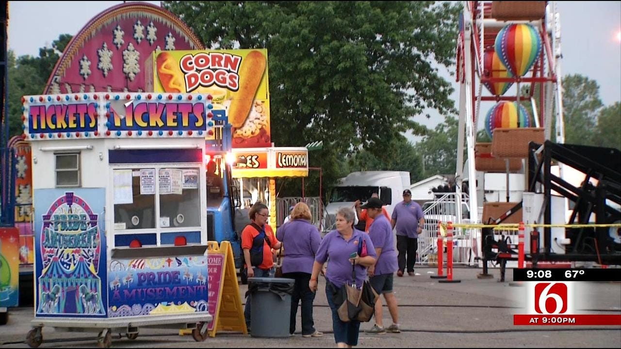 Rooster Days Organizers Watching Weather Closely