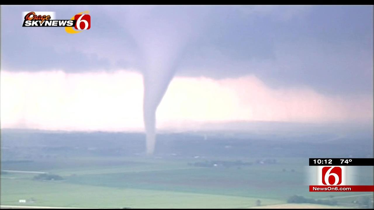 Center Of 'Tornado Alley' Shifting To Green County, Research Shows