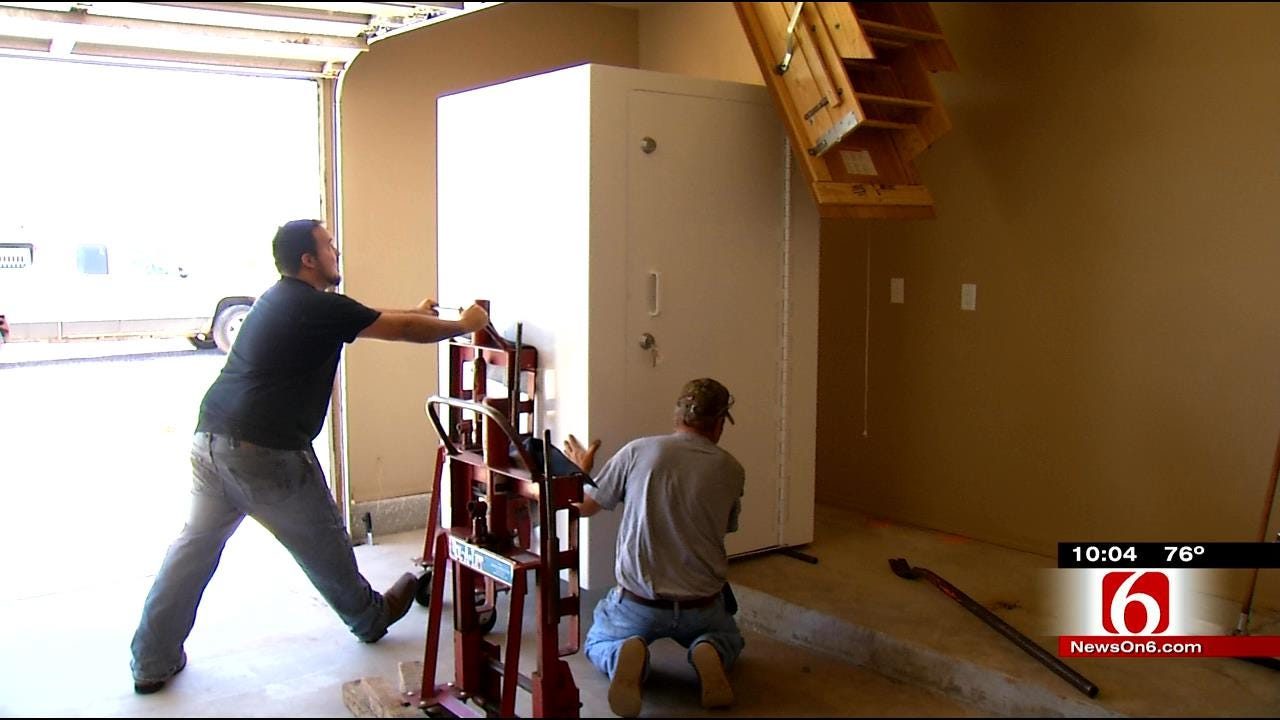 Understanding Storm Shelters Could Save Oklahomans' Lives