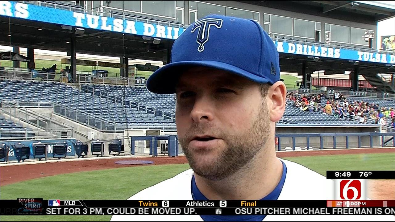 Long Time Journeyman Excels For Drillers